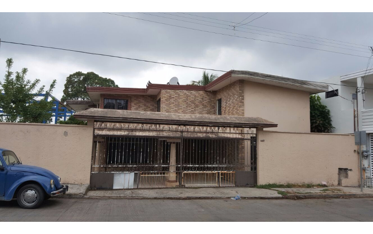 Foto de casa en venta en  , unidad modelo, tampico, tamaulipas, 1738144 No. 01