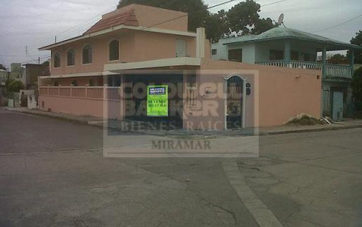 Foto de casa en venta en  , unidad modelo, tampico, tamaulipas, 1838898 No. 01
