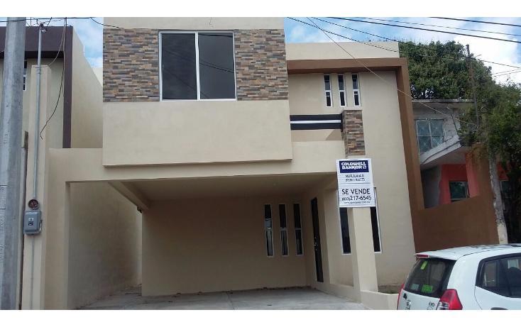 Foto de casa en venta en, unidad modelo, tampico, tamaulipas, 945551 no 01
