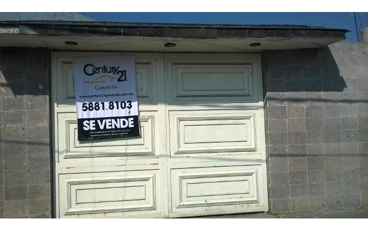 Foto de casa en venta en  , unidad morelos 3ra. sección, tultitlán, méxico, 1081881 No. 01