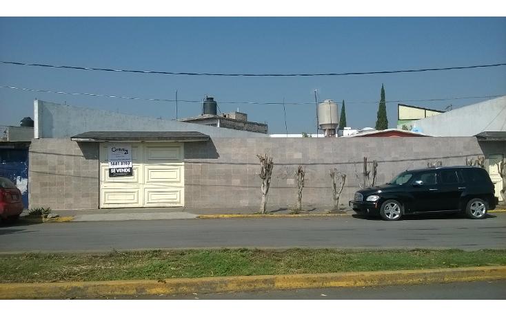 Foto de casa en venta en  , unidad morelos 3ra. sección, tultitlán, méxico, 1081881 No. 02