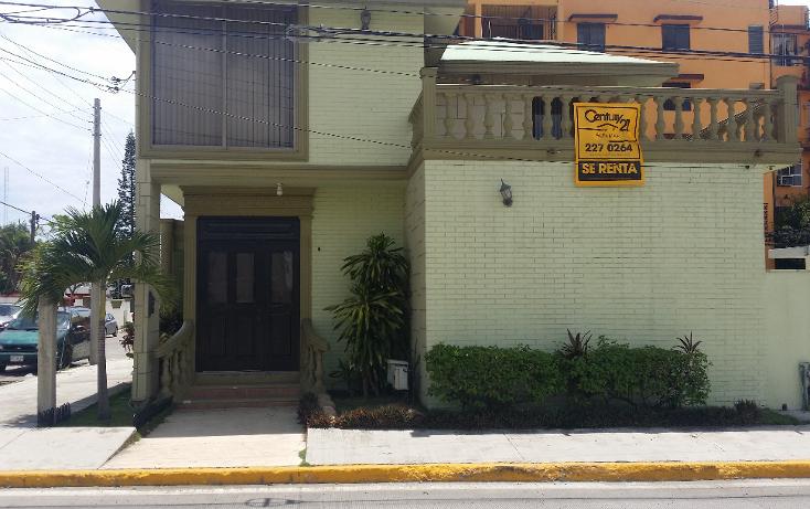 Foto de departamento en renta en  , unidad nacional, ciudad madero, tamaulipas, 1078813 No. 01