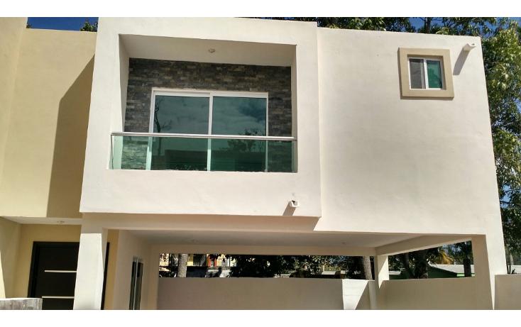 Foto de casa en condominio en venta en  , unidad nacional, ciudad madero, tamaulipas, 1276547 No. 04