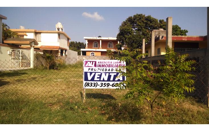 Foto de terreno habitacional en venta en  , unidad nacional, ciudad madero, tamaulipas, 1286053 No. 01