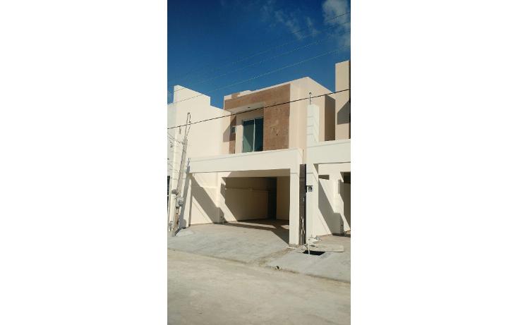 Foto de casa en venta en  , unidad nacional, ciudad madero, tamaulipas, 1477191 No. 01