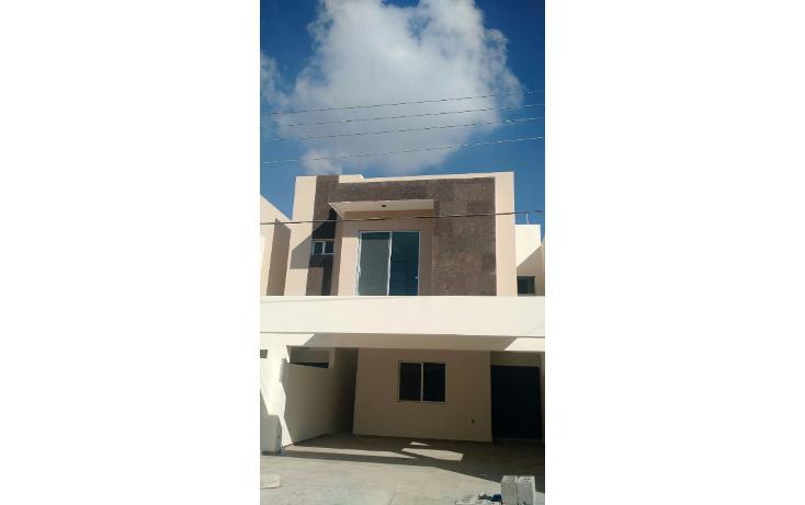 Foto de casa en venta en  , unidad nacional, ciudad madero, tamaulipas, 1477653 No. 01
