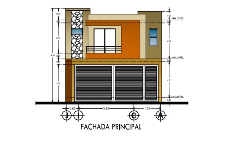 Foto de casa en venta en  , unidad nacional, ciudad madero, tamaulipas, 1503273 No. 01