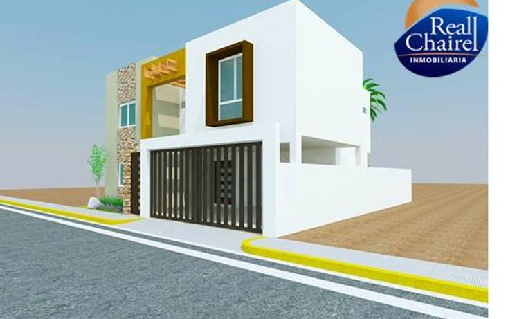 Foto de casa en venta en  , unidad nacional, ciudad madero, tamaulipas, 1562204 No. 01