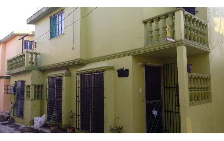 Foto de casa en venta en  , unidad nacional, ciudad madero, tamaulipas, 1598376 No. 01