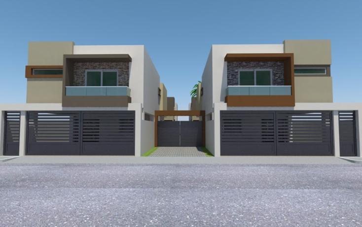 Foto de casa en venta en  , unidad nacional, ciudad madero, tamaulipas, 1606724 No. 01