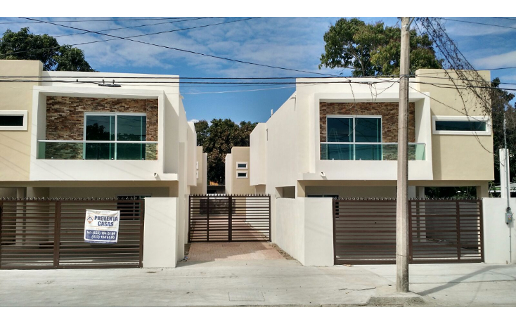 Foto de casa en venta en  , unidad nacional, ciudad madero, tamaulipas, 1618694 No. 11