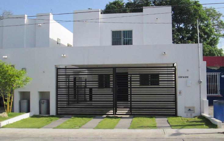 Foto de casa en renta en  , unidad nacional, ciudad madero, tamaulipas, 1759856 No. 01