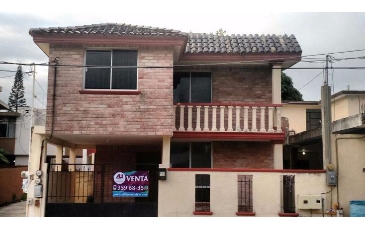 Foto de casa en venta en  , unidad nacional, ciudad madero, tamaulipas, 1776632 No. 01