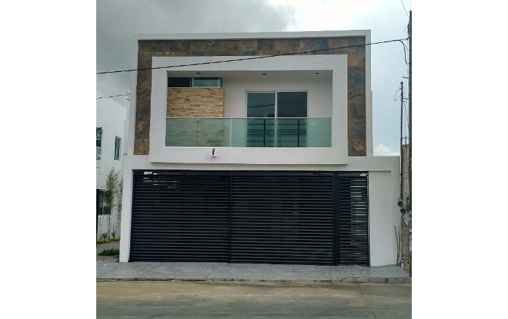 Foto de casa en venta en  , unidad nacional, ciudad madero, tamaulipas, 1808462 No. 01