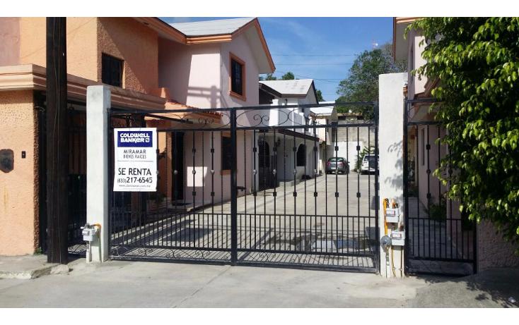 Foto de casa en venta en  , unidad nacional, ciudad madero, tamaulipas, 1813786 No. 01