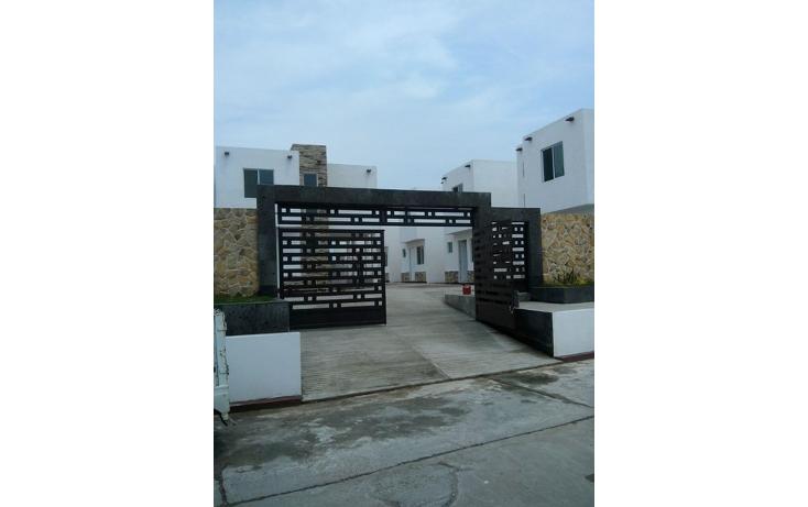 Foto de casa en venta en  , unidad nacional, ciudad madero, tamaulipas, 1814690 No. 01