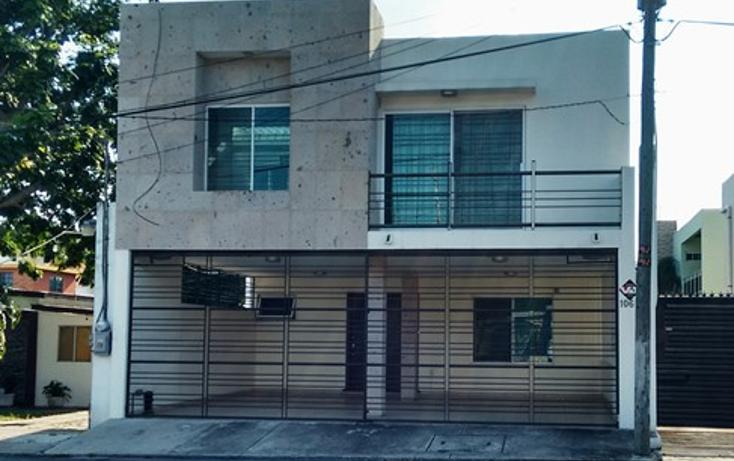 Foto de casa en venta en  , unidad nacional, ciudad madero, tamaulipas, 1815636 No. 01