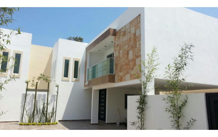 Foto de casa en venta en  , unidad nacional, ciudad madero, tamaulipas, 1819494 No. 02