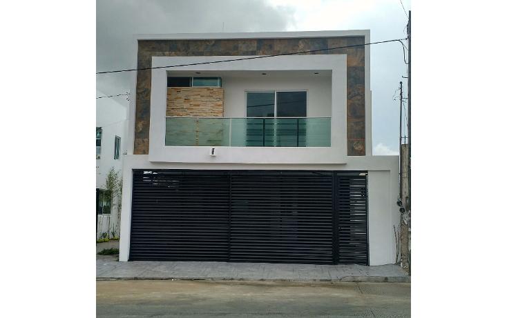 Foto de casa en venta en  , unidad nacional, ciudad madero, tamaulipas, 1819620 No. 01