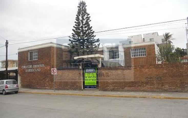Foto de edificio en renta en  , unidad nacional, ciudad madero, tamaulipas, 1838900 No. 01