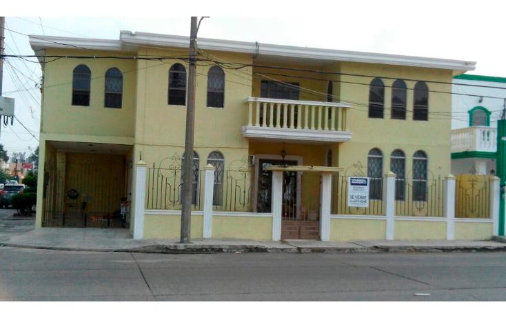 Foto de casa en venta en  , unidad nacional, ciudad madero, tamaulipas, 1929108 No. 01