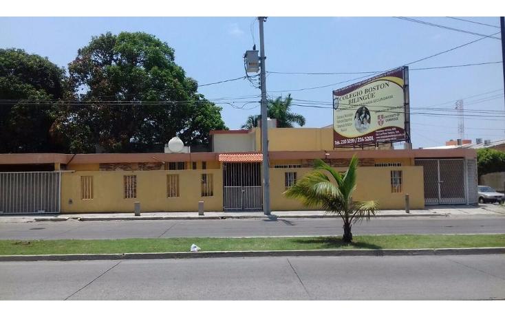 Foto de casa en renta en  , unidad nacional, ciudad madero, tamaulipas, 1929182 No. 01