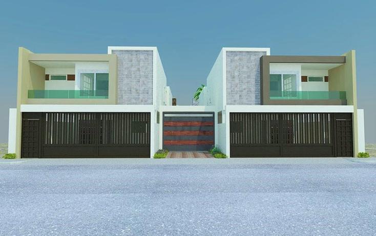 Foto de casa en venta en  , unidad nacional, ciudad madero, tamaulipas, 1941520 No. 01