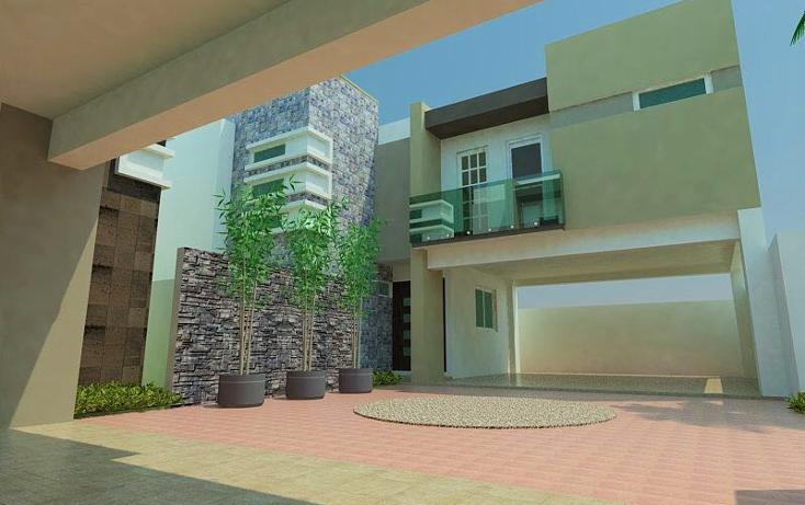 Foto de casa en venta en  , unidad nacional, ciudad madero, tamaulipas, 1943648 No. 01
