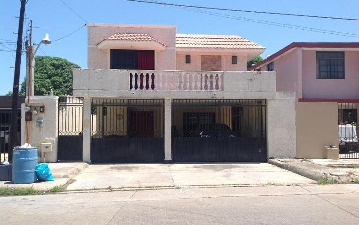 Foto de casa en venta en  , unidad nacional, ciudad madero, tamaulipas, 1948098 No. 01