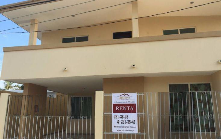 Foto de casa en condominio en renta en, unidad nacional, ciudad madero, tamaulipas, 1950856 no 02