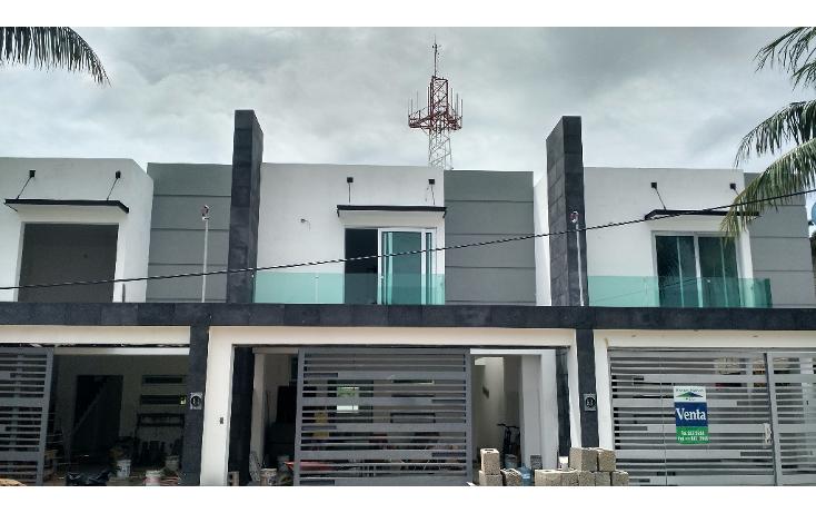Foto de casa en venta en  , unidad nacional, ciudad madero, tamaulipas, 2015208 No. 01