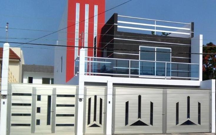 Foto de casa en venta en  , unidad nacional, ciudad madero, tamaulipas, 2034868 No. 01