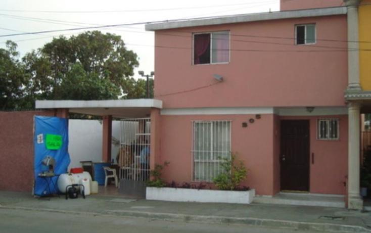 Foto de casa en venta en  , unidad nacional, ciudad madero, tamaulipas, 809975 No. 01