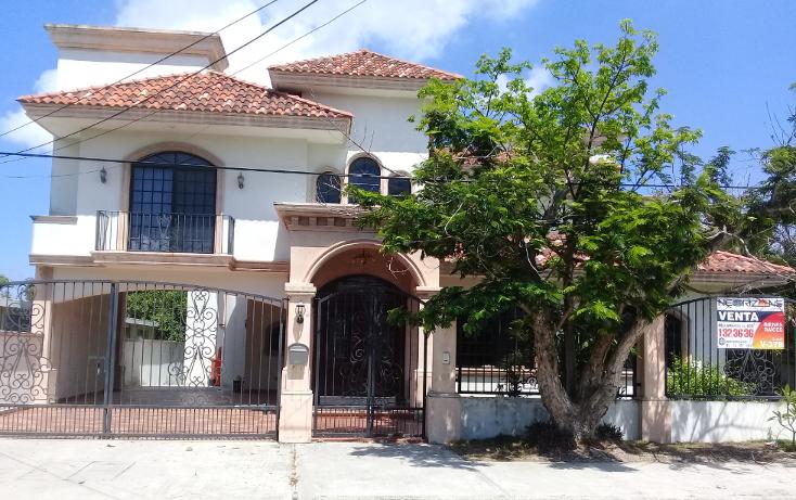 Foto de casa en venta en  , unidad nacional, ciudad madero, tamaulipas, 949565 No. 01