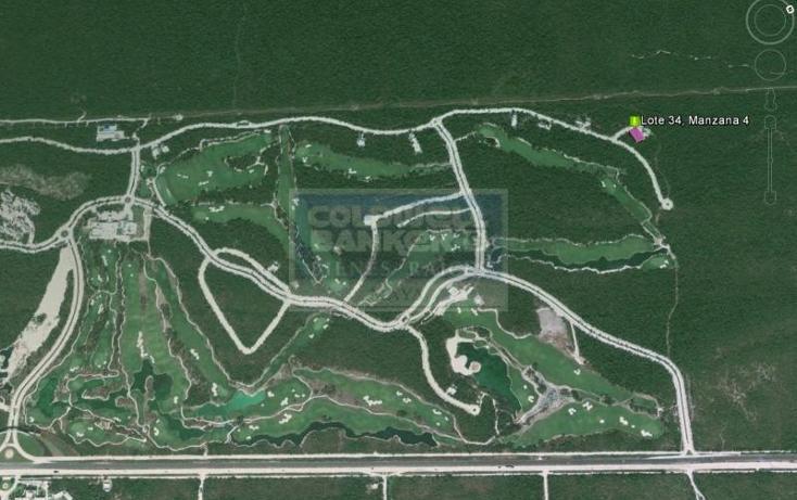 Foto de terreno habitacional en venta en  , tulum centro, tulum, quintana roo, 519350 No. 02