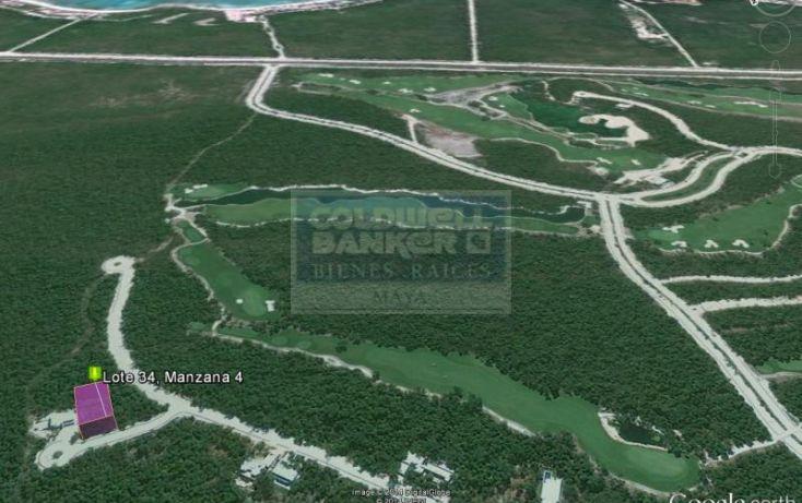 Foto de terreno habitacional en venta en unidad privativa bahia principe, tulum centro, tulum, quintana roo, 519350 no 03