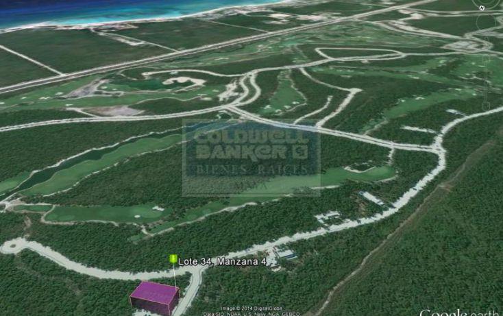 Foto de terreno habitacional en venta en unidad privativa bahia principe, tulum centro, tulum, quintana roo, 519350 no 04