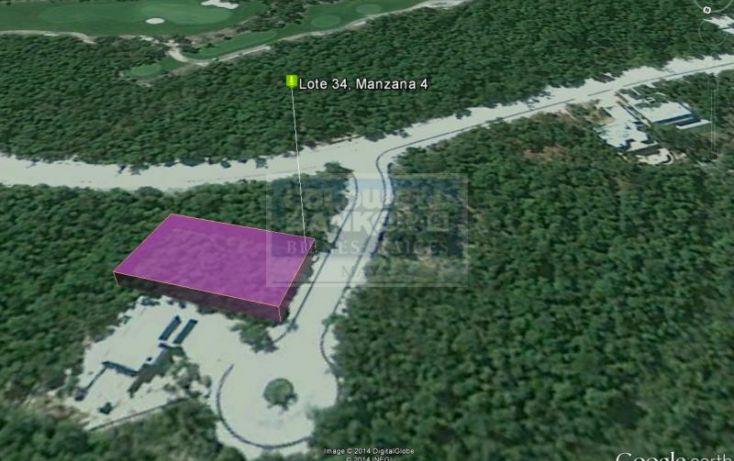 Foto de terreno habitacional en venta en unidad privativa bahia principe, tulum centro, tulum, quintana roo, 519350 no 05