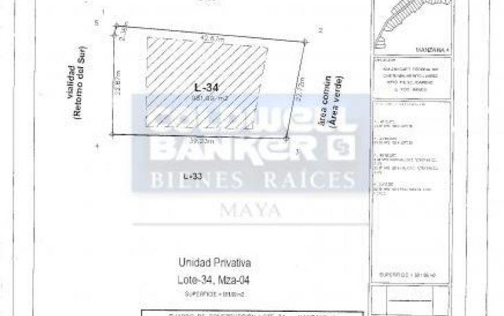 Foto de terreno habitacional en venta en unidad privativa bahia principe, tulum centro, tulum, quintana roo, 519350 no 07