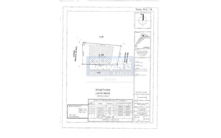 Foto de terreno habitacional en venta en  , tulum centro, tulum, quintana roo, 519350 No. 07