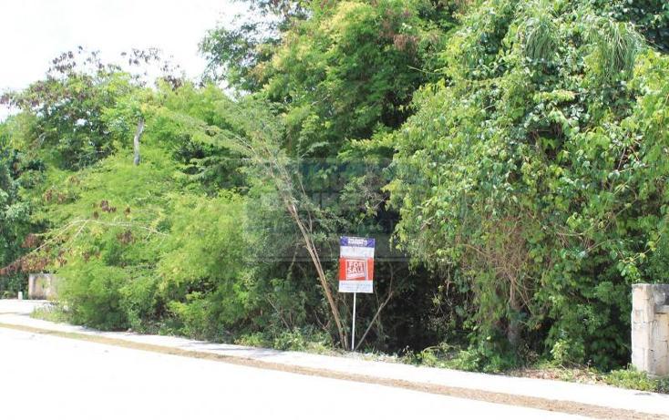 Foto de terreno habitacional en venta en  , tulum centro, tulum, quintana roo, 519350 No. 10