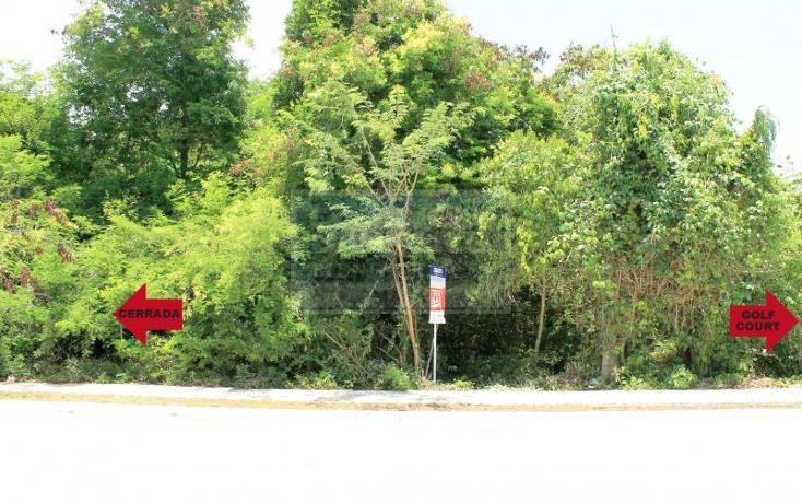 Foto de terreno habitacional en venta en  , tulum centro, tulum, quintana roo, 519350 No. 11