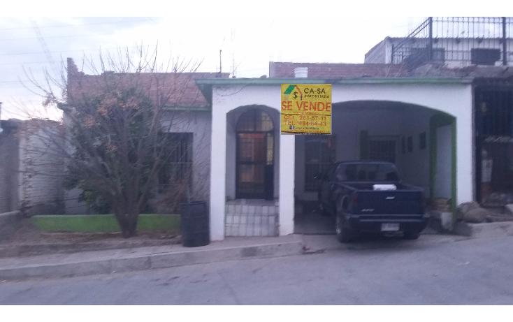 Foto de casa en venta en  , unidad proletaria, chihuahua, chihuahua, 1661010 No. 01