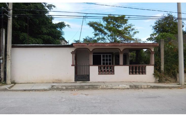 Foto de casa en venta en  , unidad satélite, altamira, tamaulipas, 1404119 No. 01