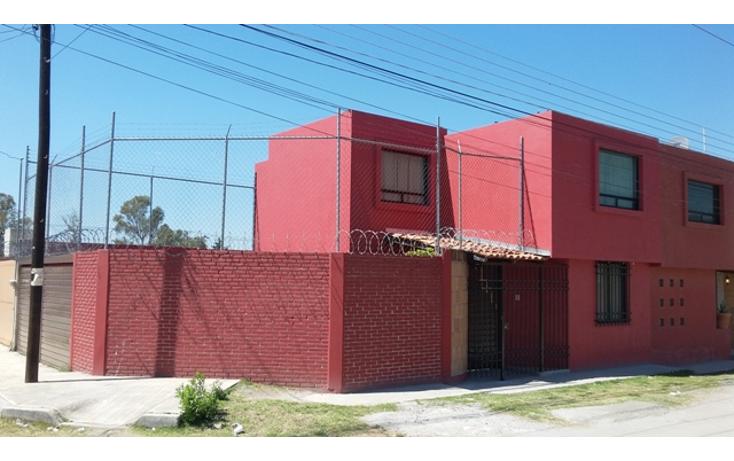 Foto de casa en renta en  , unidad satélite magisterial, puebla, puebla, 1722376 No. 01