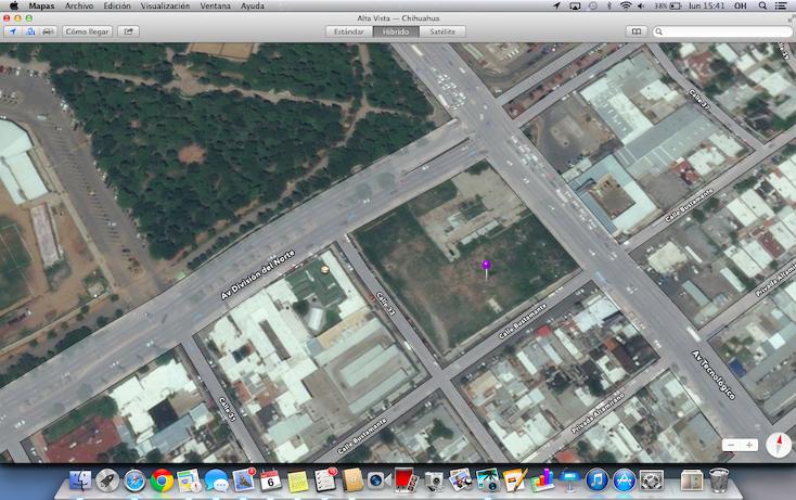 Foto de terreno comercial en venta en  , unidad tecnológico, chihuahua, chihuahua, 1242321 No. 01