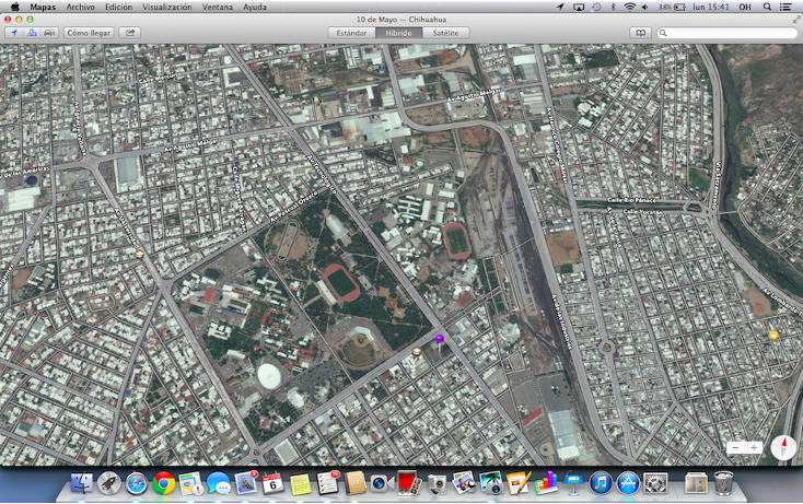 Foto de terreno comercial en venta en  , unidad tecnológico, chihuahua, chihuahua, 1242321 No. 03