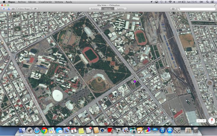 Foto de terreno comercial en venta en  , unidad tecnológico, chihuahua, chihuahua, 1242321 No. 04