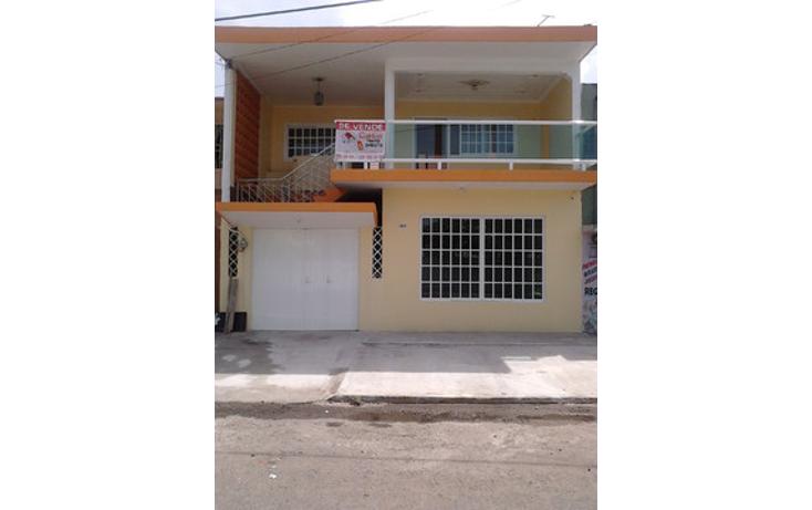 Foto de casa en venta en  , unidad veracruzana, veracruz, veracruz de ignacio de la llave, 1077135 No. 01