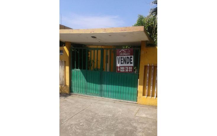 Foto de casa en venta en  , unidad veracruzana, veracruz, veracruz de ignacio de la llave, 1513312 No. 01